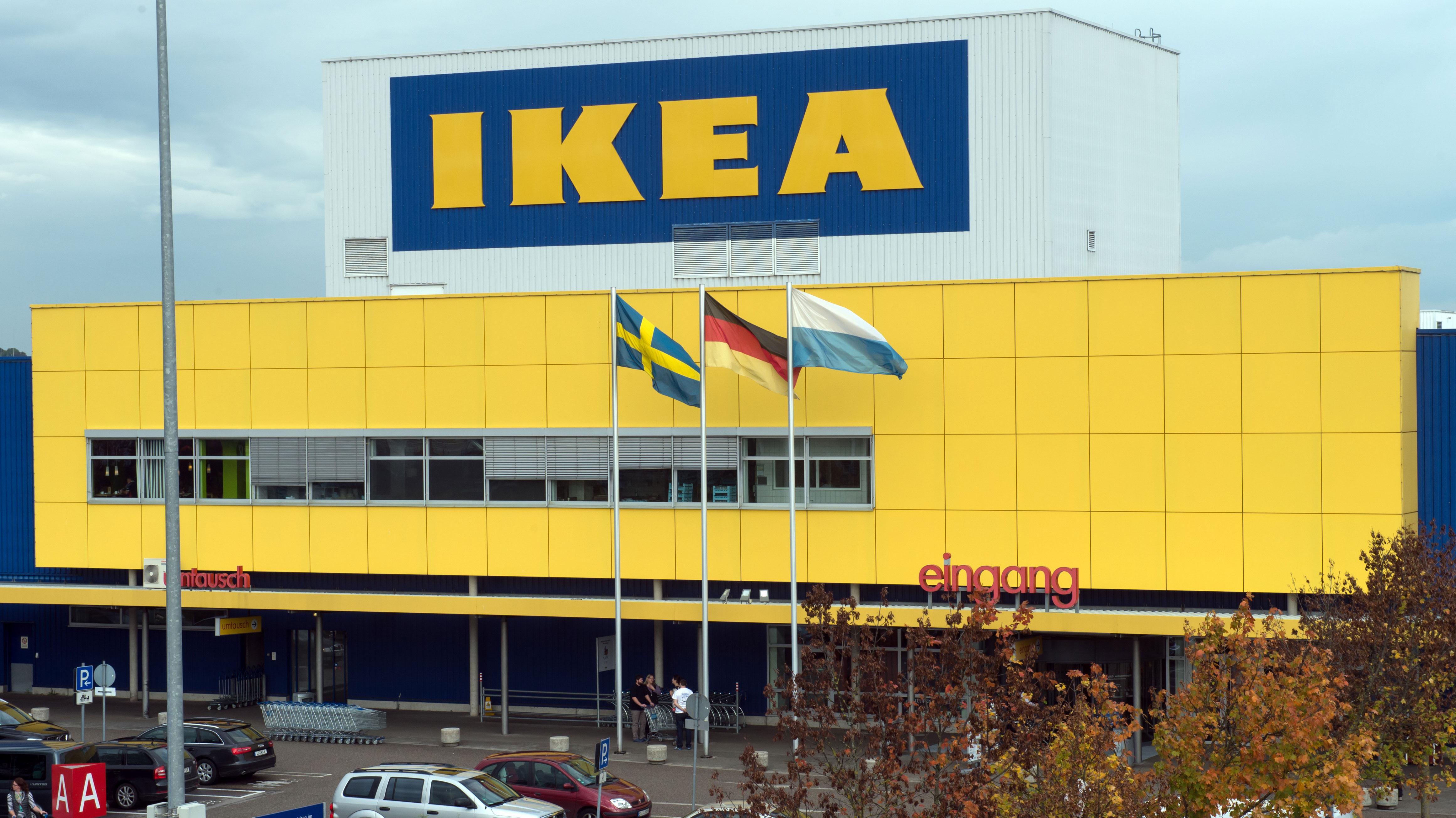 ikea das erste begehbare wohnmagazin deutschlands ist da. Black Bedroom Furniture Sets. Home Design Ideas