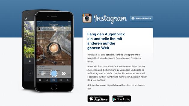 instagram startet videowerbung in deutschland absatzwirtschaft. Black Bedroom Furniture Sets. Home Design Ideas