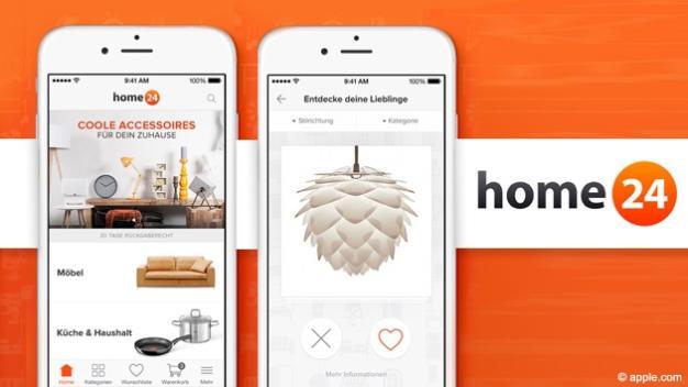Sessel Statt Single Home24 Launcht Tinder Für Möbel Absatzwirtschaft