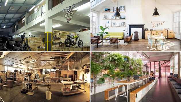 10 au ergew hnliche workshop locations f r ihr business. Black Bedroom Furniture Sets. Home Design Ideas
