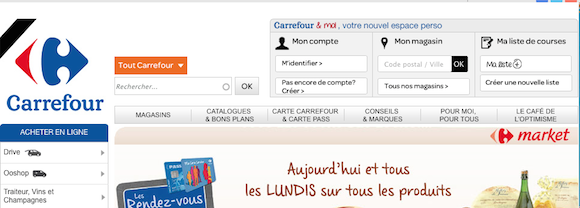 Carrefour HP