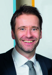 Christian Finstad, Area Director, DACH