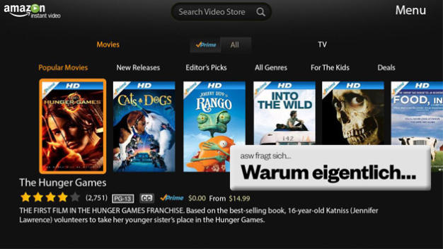 Amazon instant video deutsche sprache