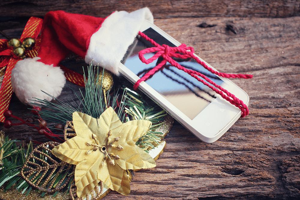 Weihnachtsgrüße Für Handys.Christmas Detox Deutsche Reduzieren Smartphone Nutzung An