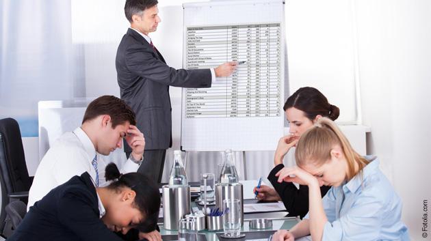Neues aus der Meeting-Hölle: Acht Dinge, die bei Besprechungen so richtig nerven