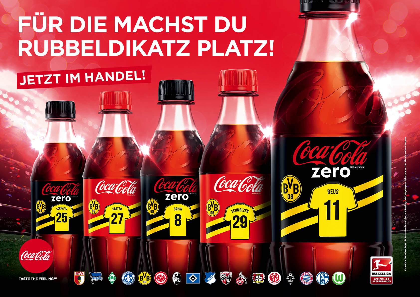 OOH Motiv_Bundesliga_Regional_Dortmund