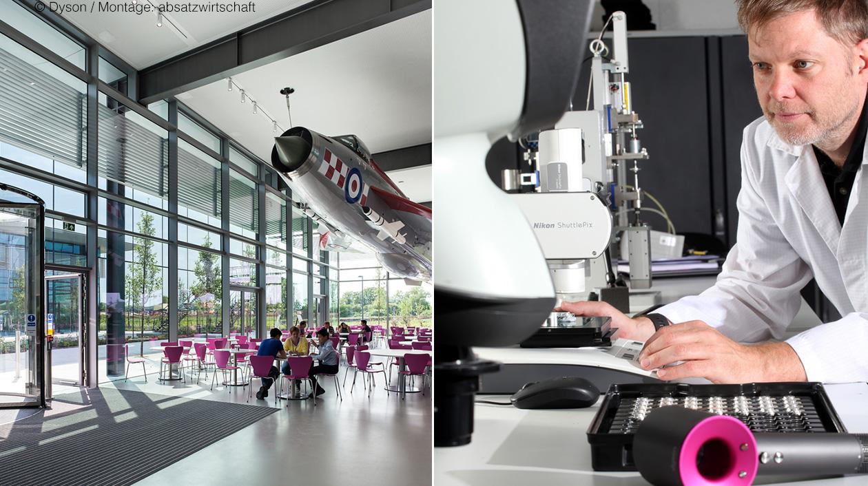 die zukunft von dyson ein neues technologiezentrum in singapur und der haartrockner im test. Black Bedroom Furniture Sets. Home Design Ideas