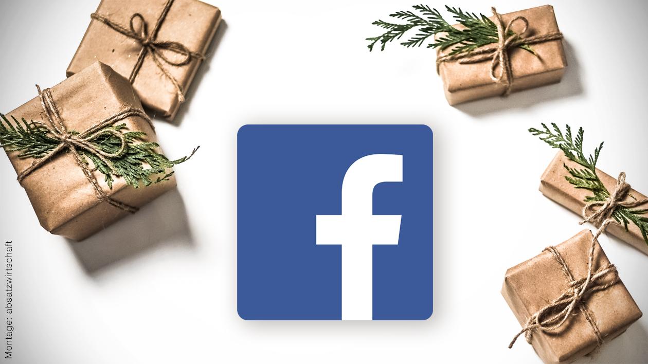 facebook experten verraten wie sie ihr weihnachtsgesch ft anheizen absatzwirtschaft. Black Bedroom Furniture Sets. Home Design Ideas