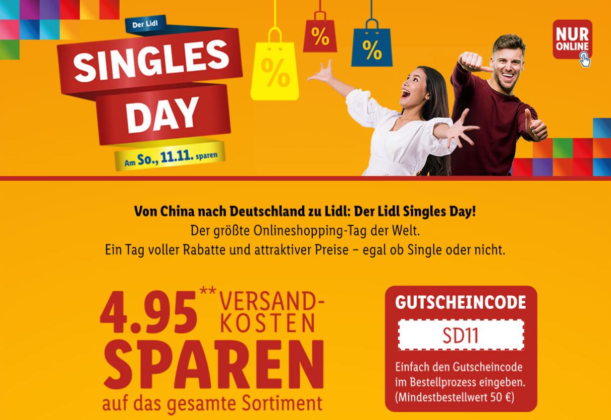 Sparen im November: Singles Day, Cyber Monday Woche, Black Friday & mehr