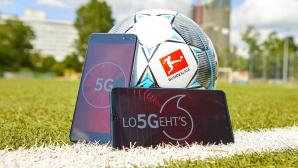 5G in der Bundesliga