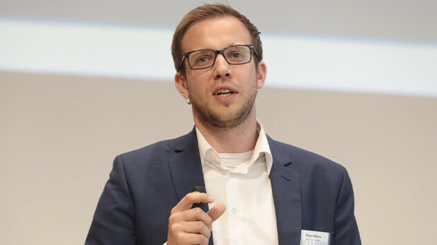 Gründer & Geschäftsführer: Dr. Timo Marks