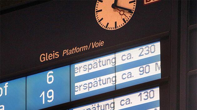 deutsche bahn verspätung erstattung