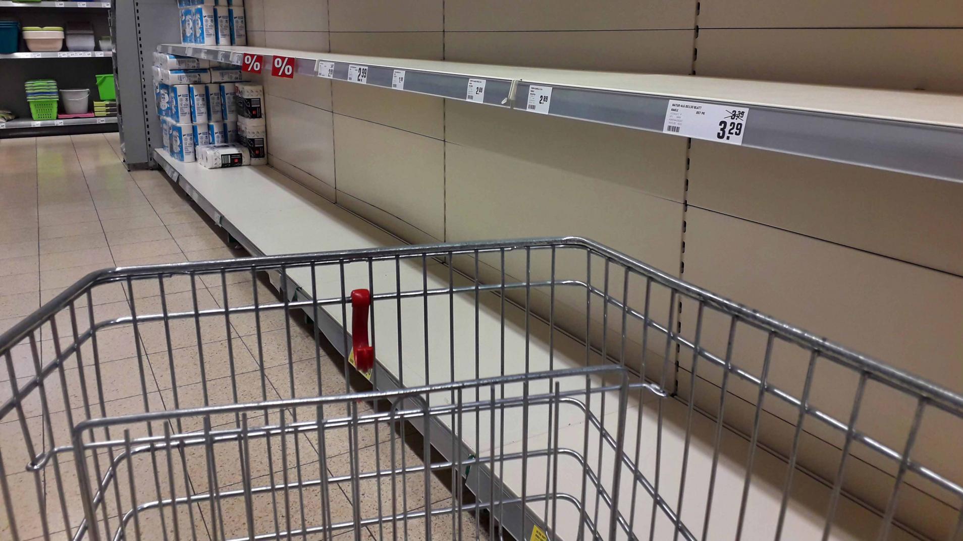 Hamsterkaufe Durch Corona Wer Kauft Eigentlich Was Absatzwirtschaft
