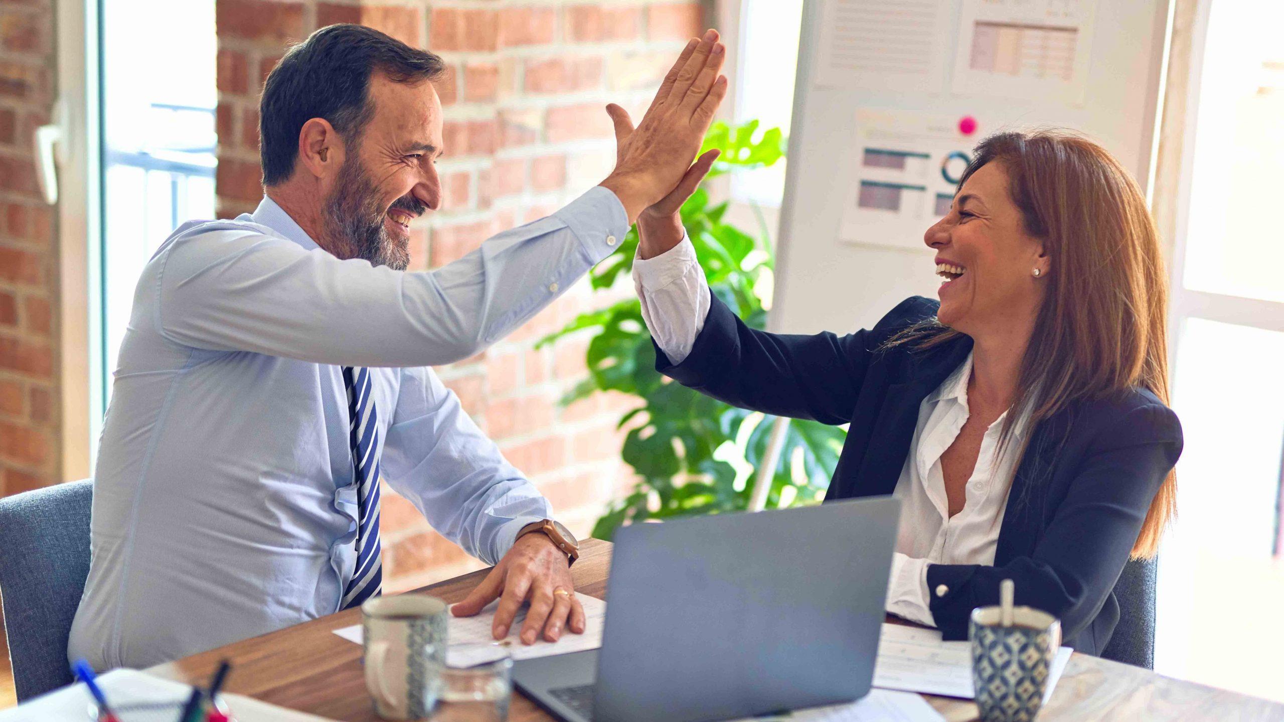 Den Chefsessel teilen: Jobsharing als Zukunftsmodell